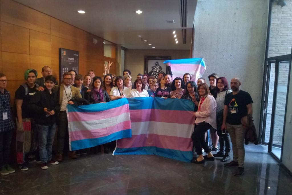 Aragón garantiza los derechos de las personas trans: una ley de máximos aprobada por unanimidad