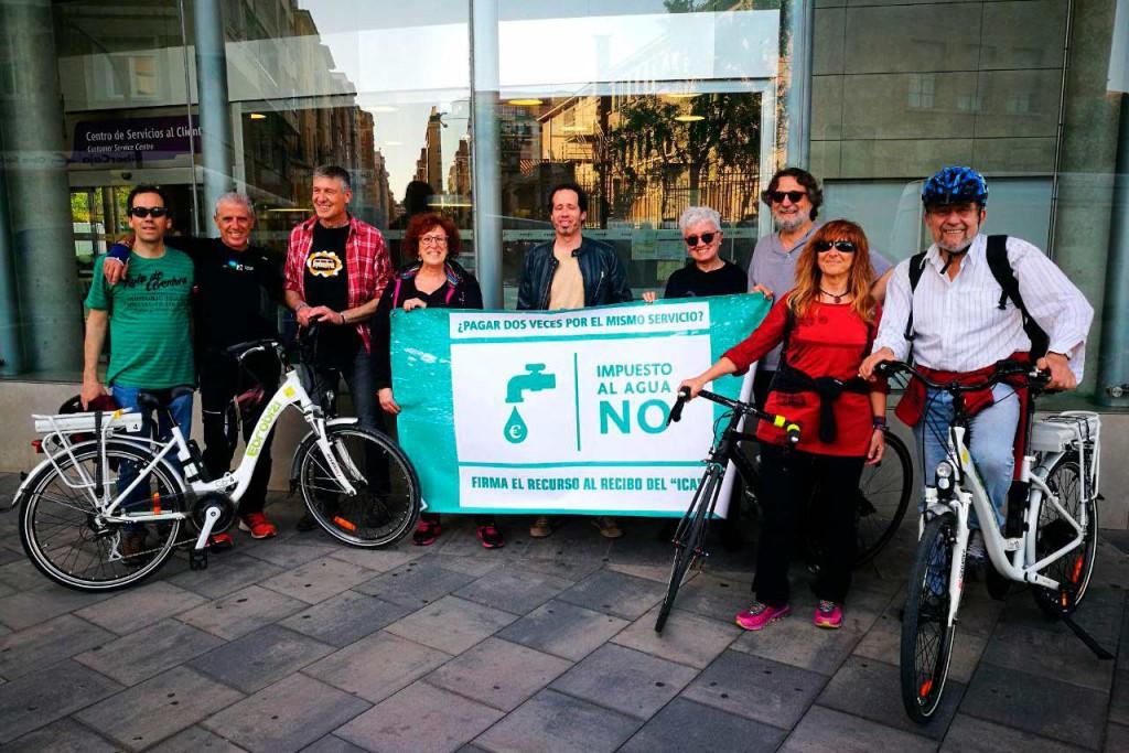 Zaragoza en Común participa en la celebración reivindicativa del Día de Aragón en Fabara con la RAPA