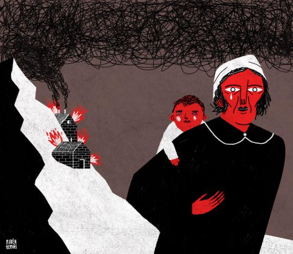 Ilustración: Rubén Hervás
