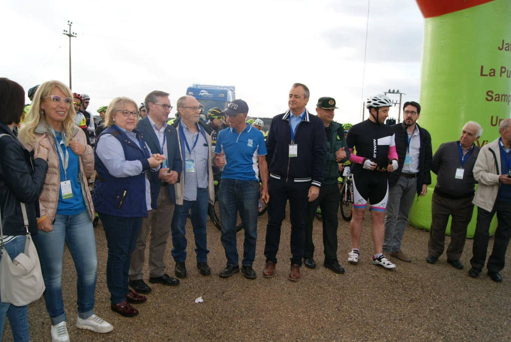 Urreya de Gayén se une para apoyar la lucha contra el ELA mediante la Sesé Bike Tour 2018