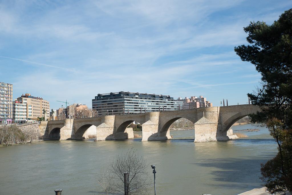 Desactivado el Plan Municipal de Protección Civil por la crecida del Ebro