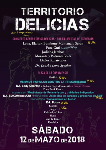 territorio delicias