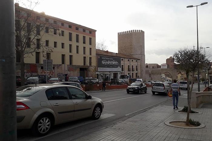 El Ayuntamiento de Teruel insensible a la petición popular por un modelo de ciudad más verde