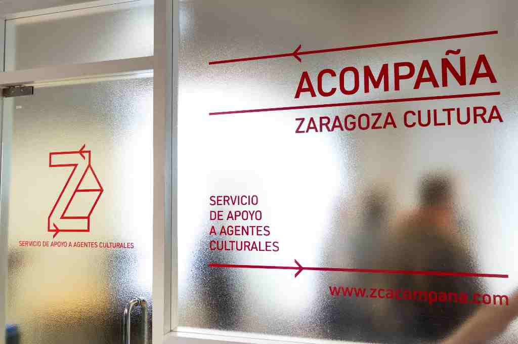 """""""Zaragoza Acompaña"""" nace para apoyar y asesorar a los agentes culturales de la ciudad"""