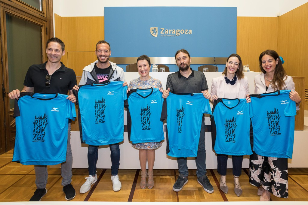 La 10K Zaragoza vuelve este domingo con un 40% de participación femenina