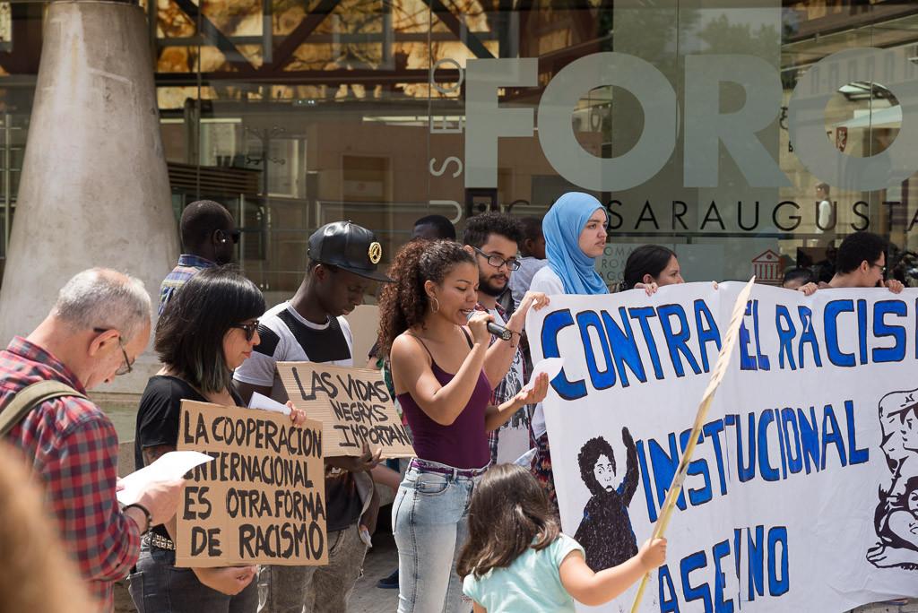 """El Bloque Crítico Interseccional de la manifestación de Zaragoza acogerá a """"las olvidadas"""""""