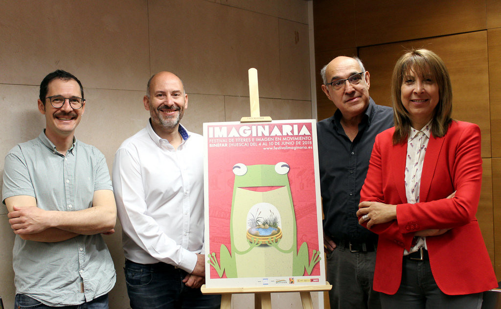 Presentación Festival Imaginaria 2018.