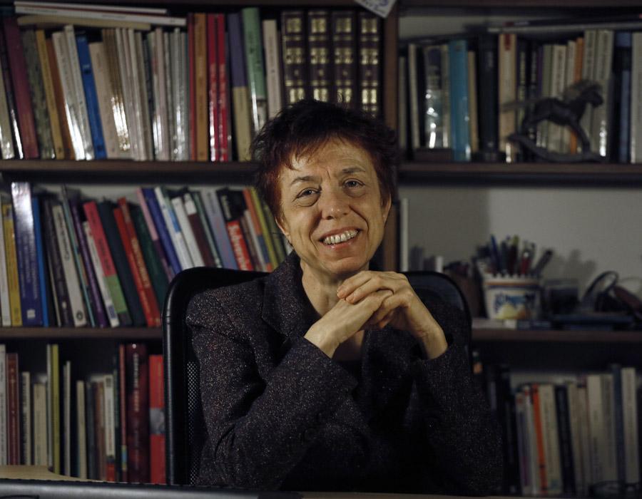 """""""Contra el patricarcado"""", María Pazos Morán presenta su nuevo libro de economía feminista"""