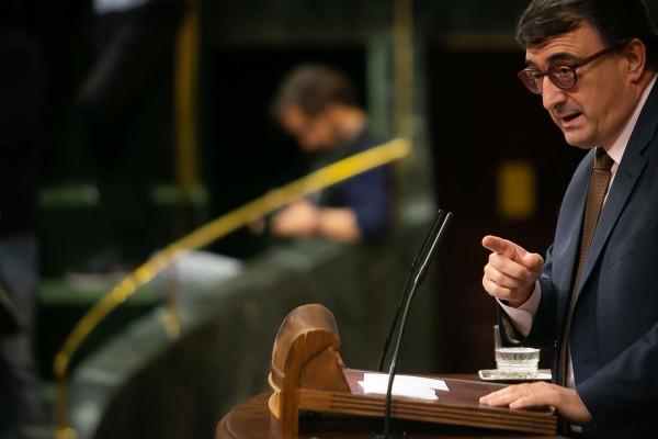 Esteban. Foto: Congreso