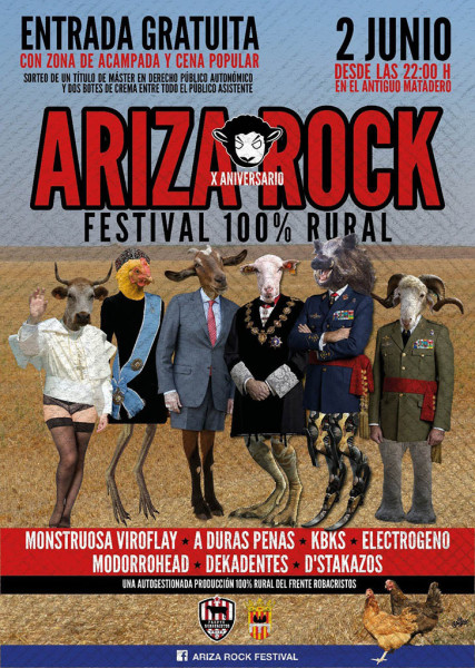 Ariza Rock 2018