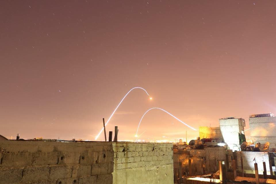 Israel ataca posiciones de Irán en Siria un día después de la ruptura del pacto nuclear