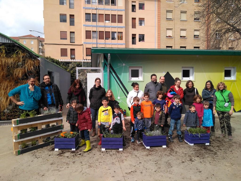 El Área de Medio Ambiente del Ayuntamiento de Uesca ofrece actividades de sensibilización en la recta final del curso escolar