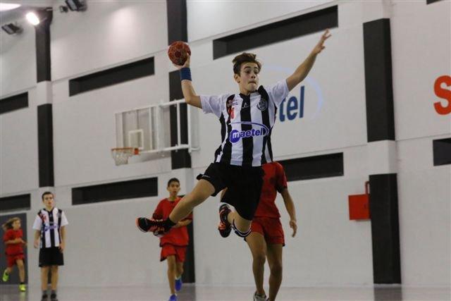 Zaragoza acoge este fin de semana el sector C del Campeonato estatal de balonmano infantil