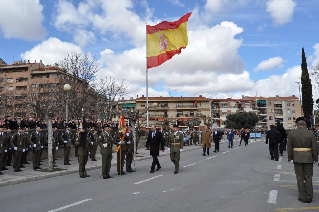 La fiesta de la bandera costó a la ciudadanía de Alcanyiz 30.000 euros