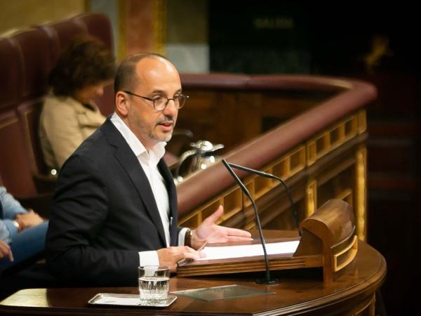Campuzano. Foto: Congreso