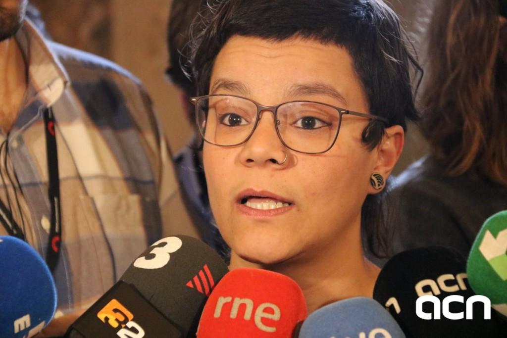 La CUP debate el domingo si se abstiene o vota 'No' a la investidura de Quim Torra