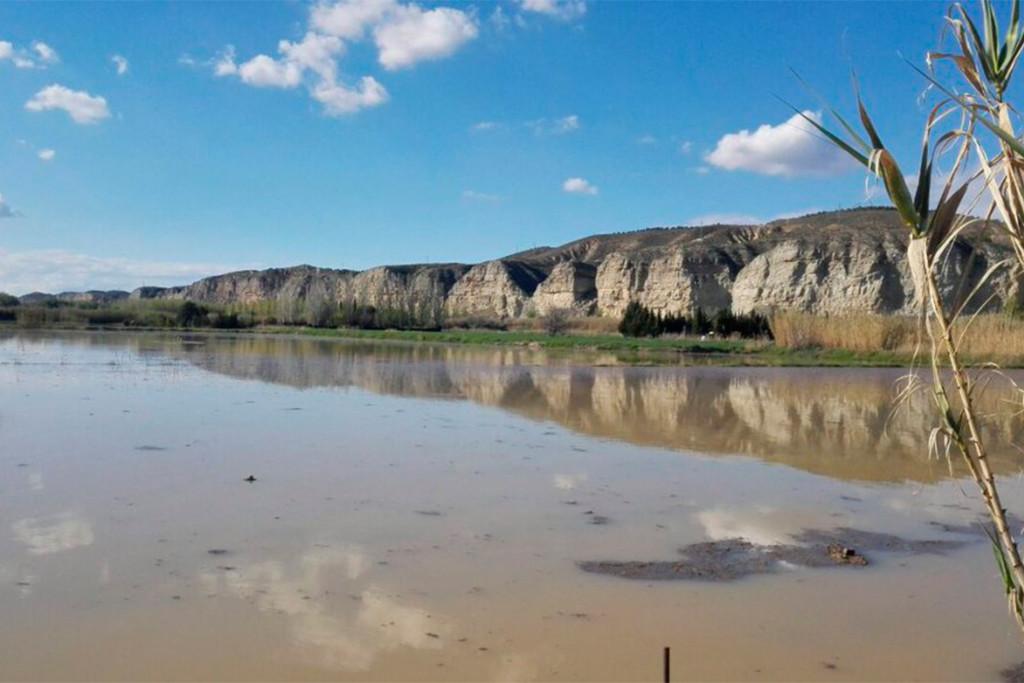 Se aprueban dos planes de ayudas para reparar los daños de las lluvias y la crecida del Ebro del pasado abril