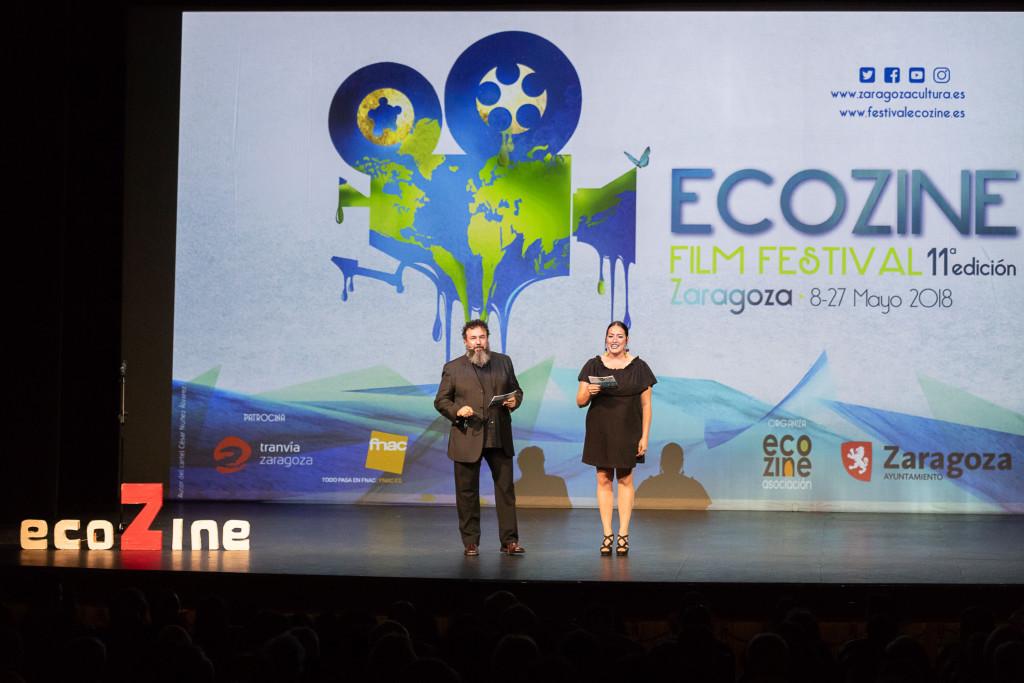 Ecozine Film Festival entrega los premios de su duodécima  edición