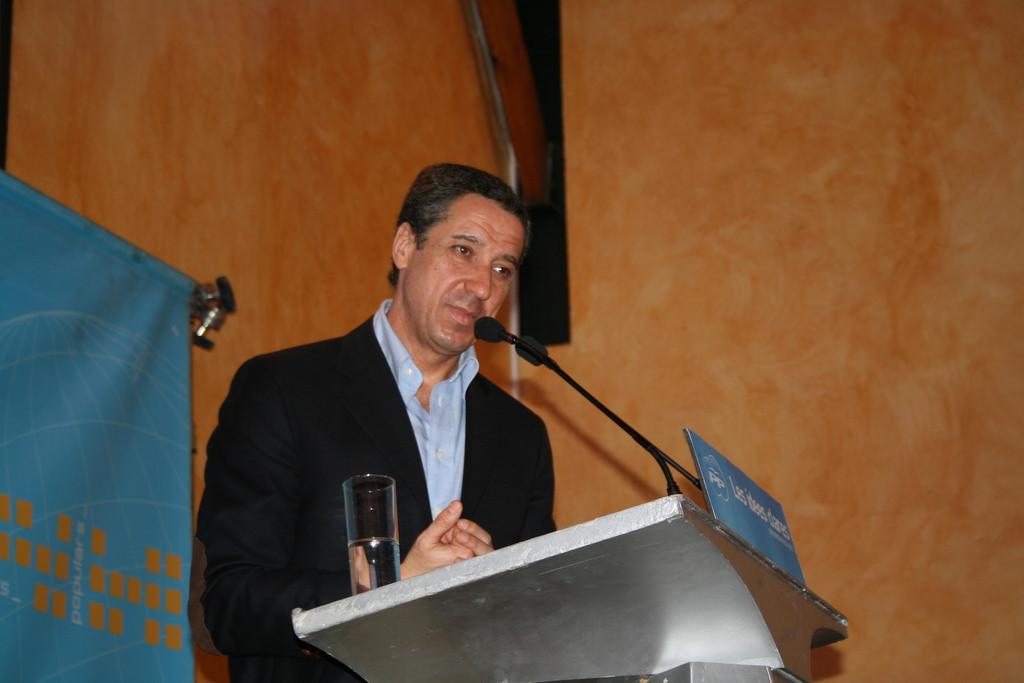Eduardo Zaplana detenido por presuntos delitos de blanqueo de capitales, malversación y prevaricación