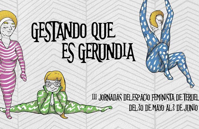 Mesa redonda sobre violencia obstétrica desde el Espacio Feminista de Teruel