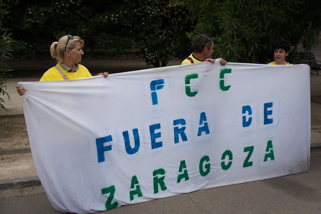 El Supremo ratifica las sentencias del TSJA que obligan al Ayuntamiento de Zaragoza a pagar más de 50 millones de euros a FCC