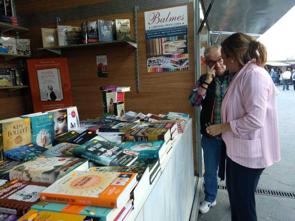 La fiesta de las letras llega a Teruel con 22 expositores y más de 70 autores y autoras