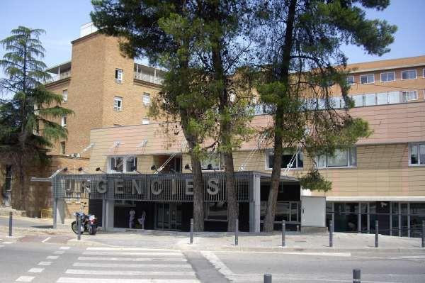 Preguntan a la empresa concesionaria de la línea Fraga-Lleida por la ubicación exacta de la parada en las inmediaciones del Hospital