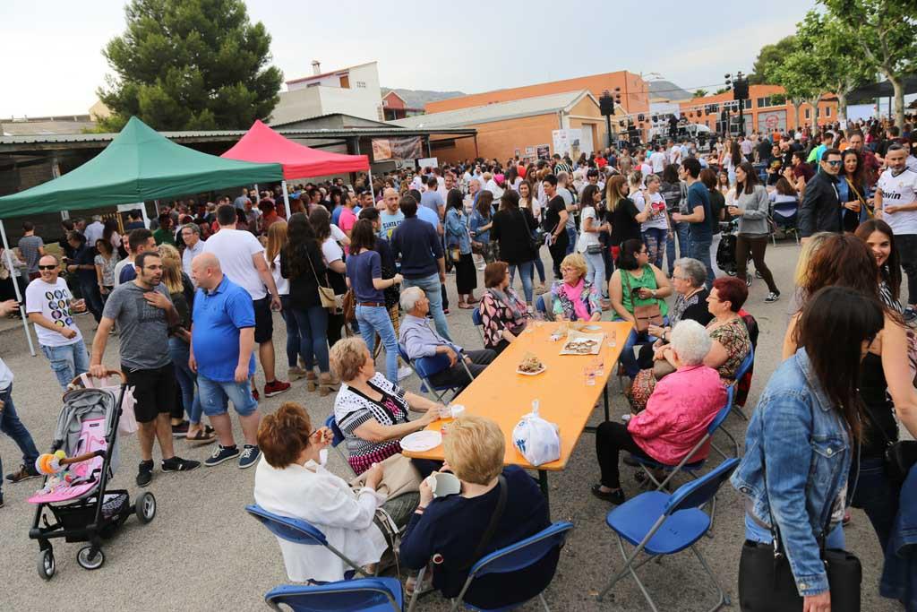 La Birra Trobada de Mequinensa suma un nuevo éxito de participación en su quinta edición