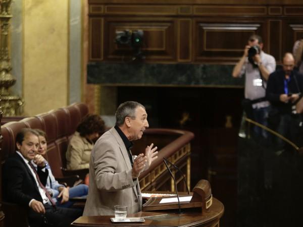 Baldovi. Foto: Congreso