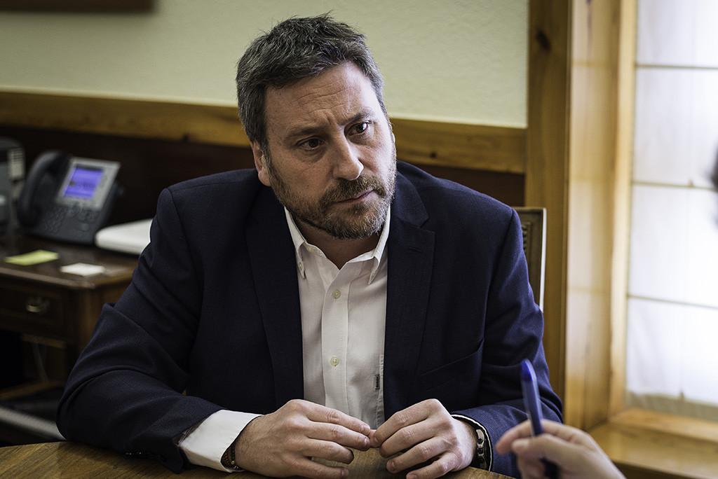 Soro, elegido candidato de CHA a la Presidencia del Gobierno de Aragón