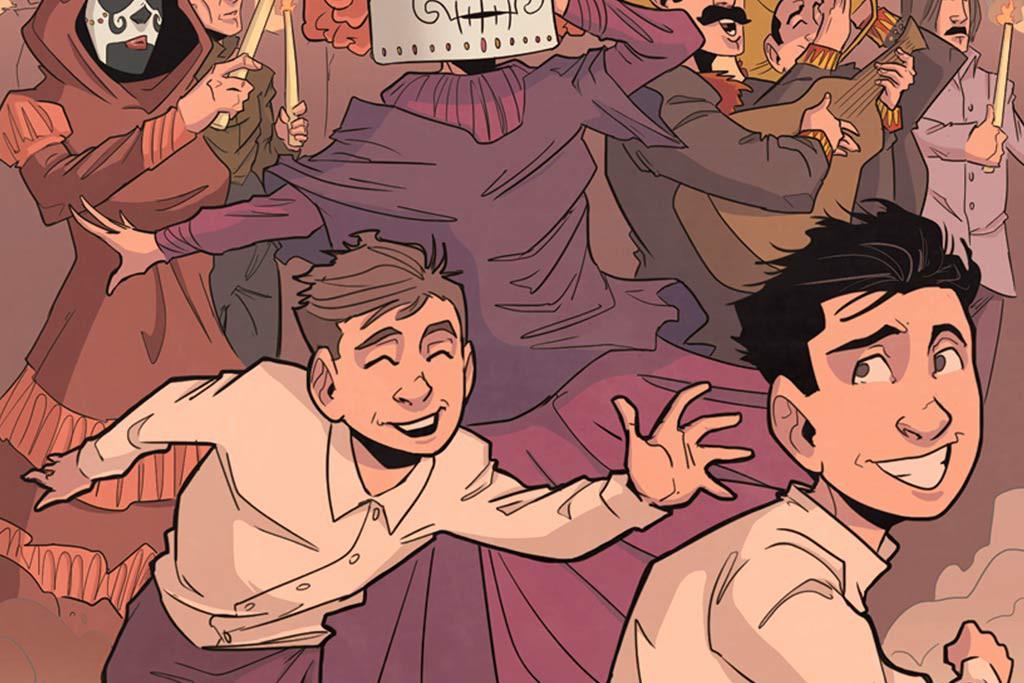 """""""La noche perdida de Luis Buñuel"""", el cómic sobre la etapa hollywodiense del director aragonés"""