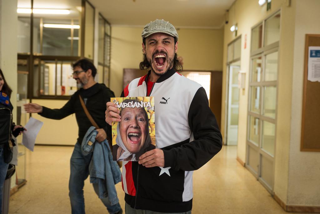 """Nacho Levy: """"Nosotros reivindicamos la cultura villera y salimos a decirles que todo eso que a ellos les horrorizaba, a nosotros nos enorgullece"""""""