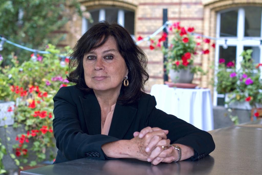 Laura Restrepo participa este martes en el ciclo 'Conversaciones con el autor'