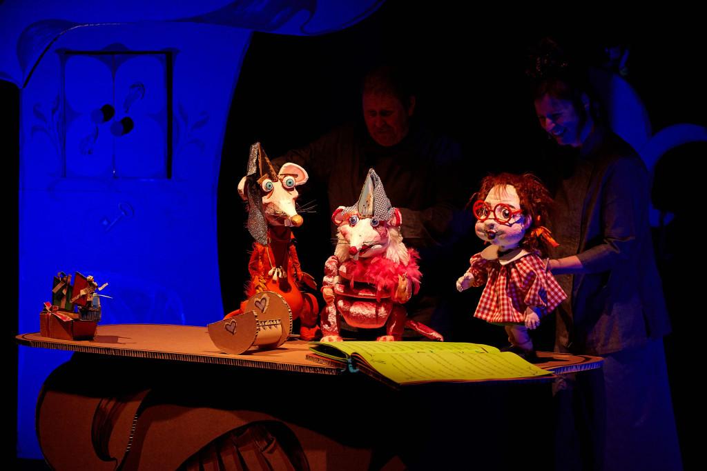 """Teatro Arbolé estrena """"Leocadia y los ratones"""", una obra que reivindica el placer y los secretos de la lectura"""