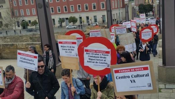 La FABZ demanda invertir en los Distritos de Zaragoza las cantidades sobrantes de los Presupuestos Participativos