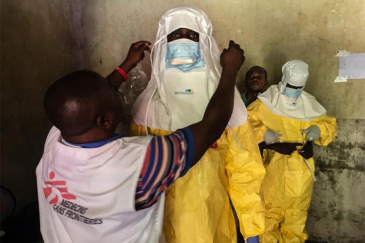 Un nuevo brote de ébola aparece en la República Democrática del Congo