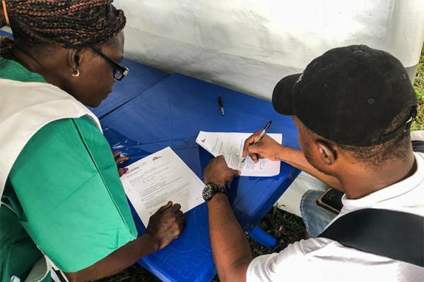 Foto: Médicos Sin Fronteras.