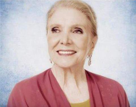 Fallece a los 93 años la cantante María Dolores Pradera