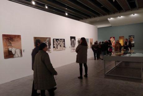 La red de museos del Gobierno de Aragón celebra el Día de los Museos con nuevas exposiciones y encuentros con artistas