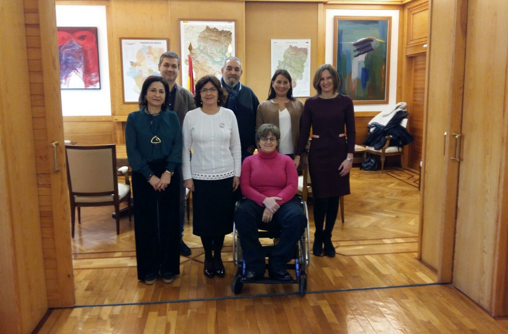 Jornada de presentación de la Oficina Aragonesa Contra la Discriminación