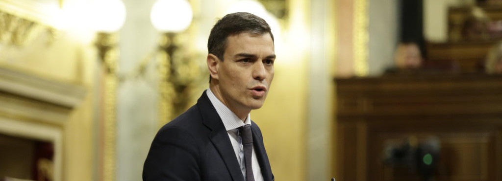 Pedro Sánchez nuevo presidente del Gobierno español