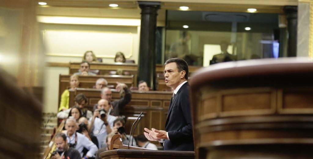 Sánchez será presidente si Rajoy cumple con el anuncio de no dimitir