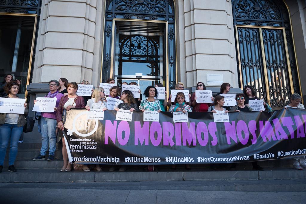El movimiento feminista consigue la aprobación de los 200 millones del Pacto contra la Violencia de Género