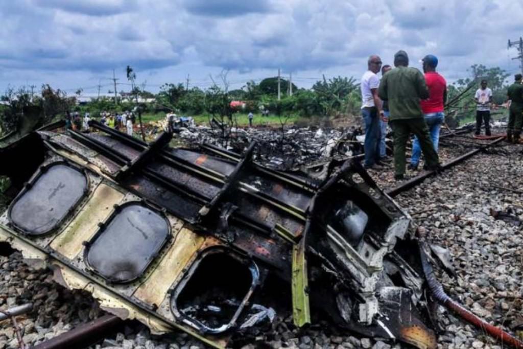 Las tres mujeres supervivientes del accidente aéreo en Cuba se encuentran en estado grave pero estable