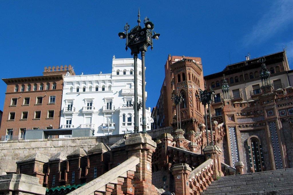 Hacia una ciudad de Teruel más verde