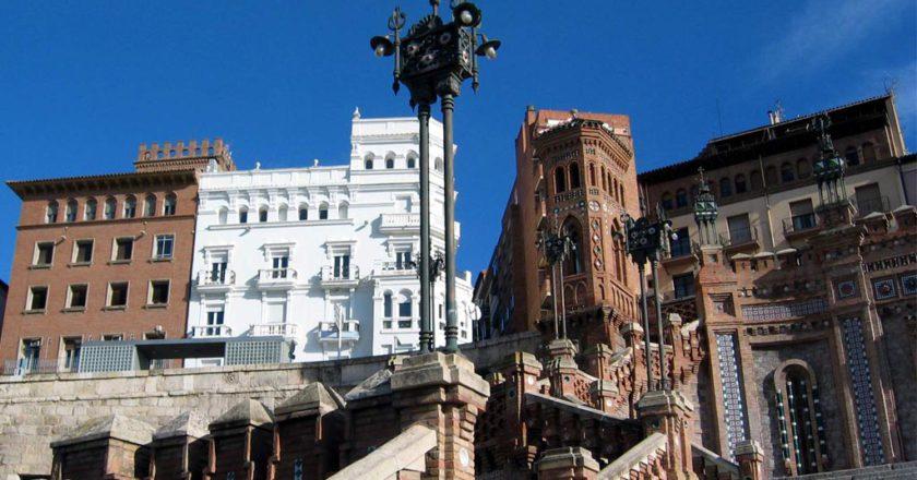 Teruel Espacio cadenas