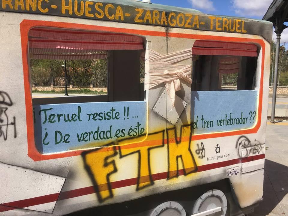 CAVAragón y la FABZ asistirán a la manifestación convocada por la Plataforma Ciudadana Teruel Existe