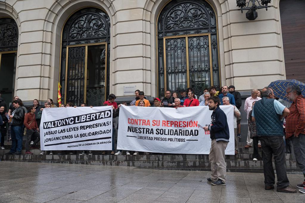 La justicia belga aplaza de nuevo su decisión sobre la extradición de Valtònyc hasta que se pronuncie el TJUE