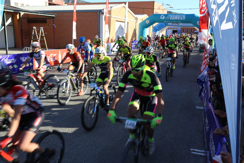 Más de 300 ciclistas tomarán la salida en la XIII Transebre BTT de Mequinensa