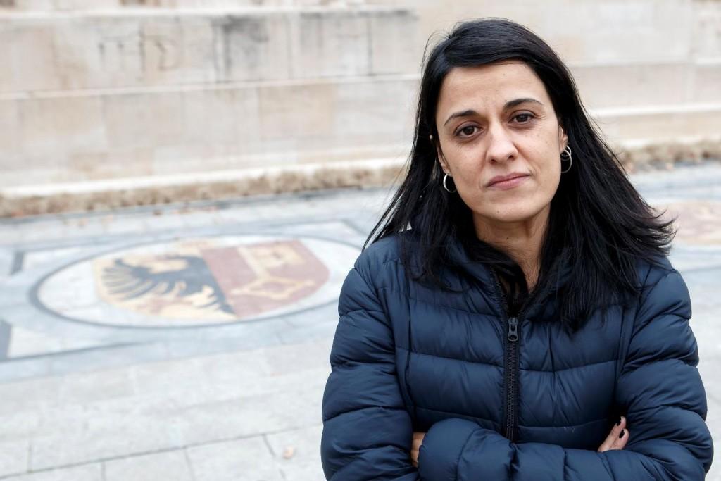 Un jutjat determina que es van vulnera els drets fonamentals d'Anna Gabriel a Gasteiz